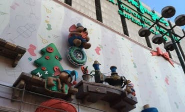 Cortylandia se prepara un año más para recibir la Navidad