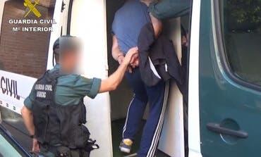 Cae una banda de ladrones con residencia en Coslada y Arganda