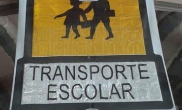 Despedida por olvidar en un bus escolar a una niña en Guadalajara