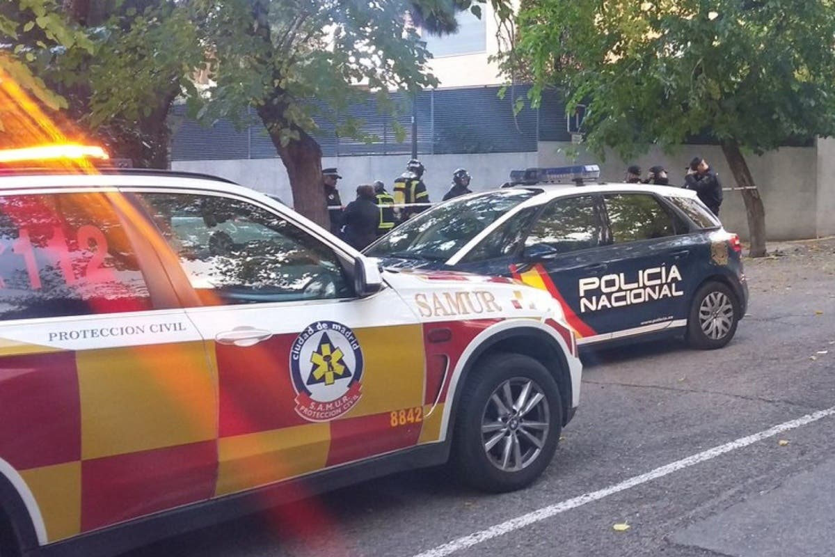 Muere un trabajador en Madrid al reparar un depósito de propano