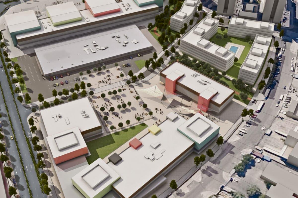 Coslada aprueba definitivamente el proyecto del mayor centro comercial de la localidad