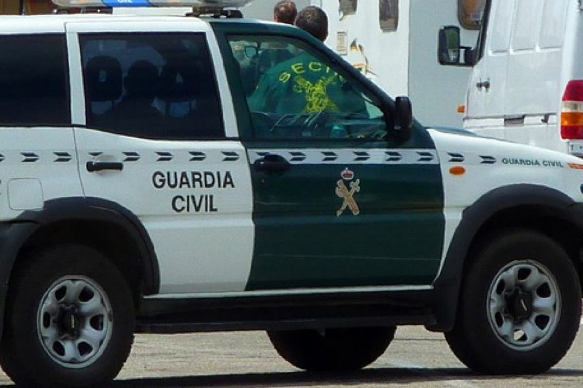 Tres guardias civiles detenidos en una operación antidroga en Madrid