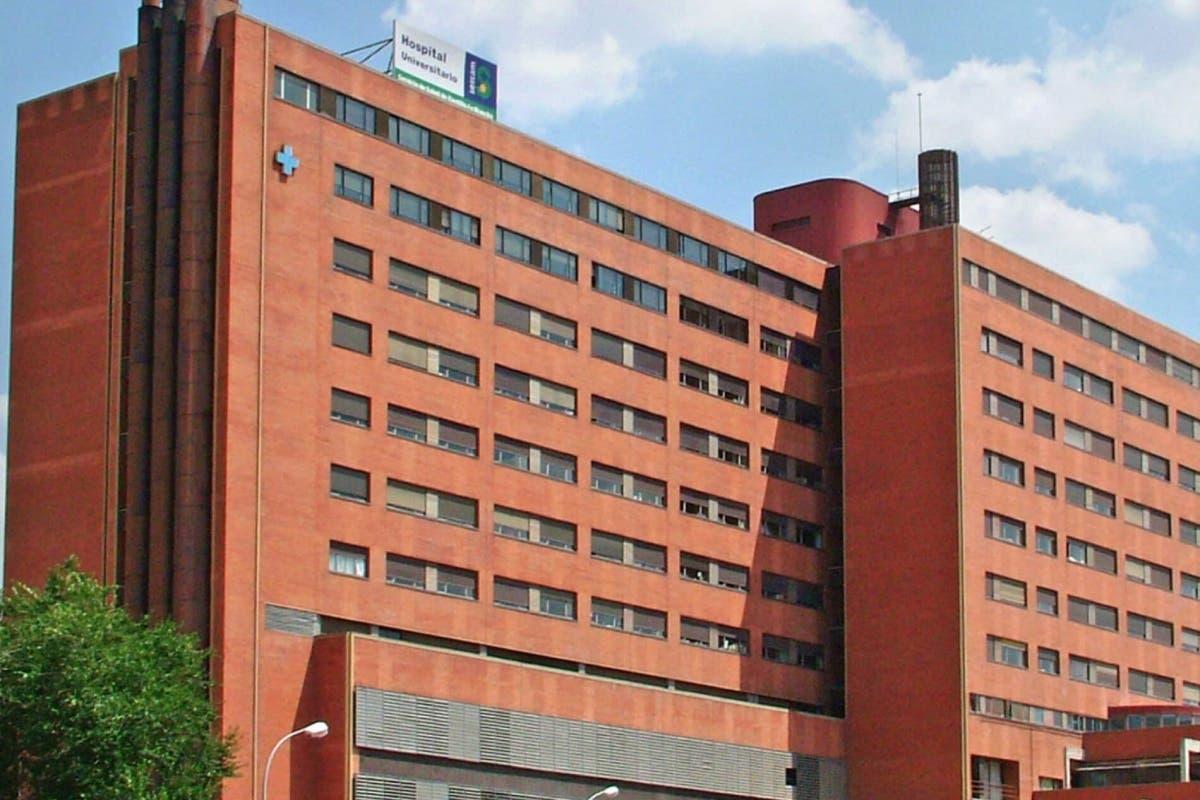 Cae el techo de un quirófano del Hospital de Guadalajara