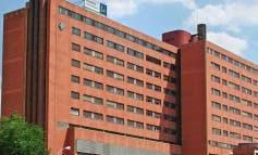 Hallados inconscientes dos hombres en una habitación de un hotel en Cabanillas