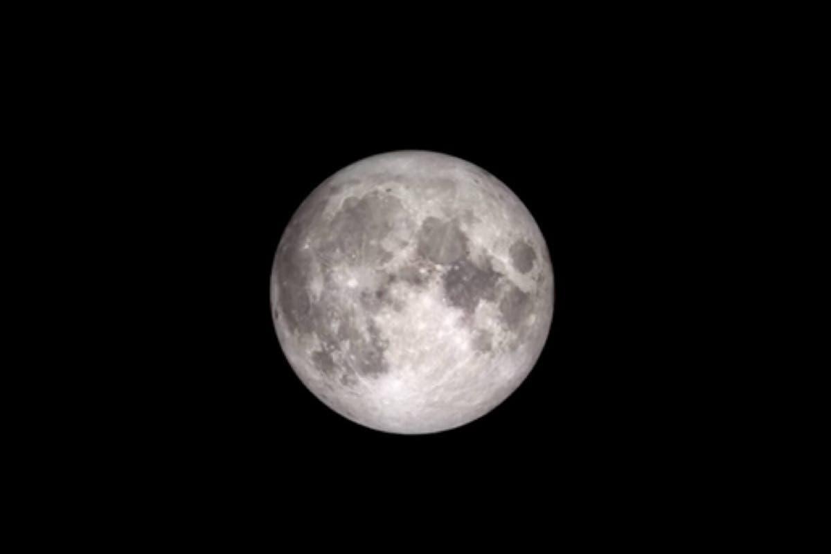 Llega la Superluna más grande en 70 años