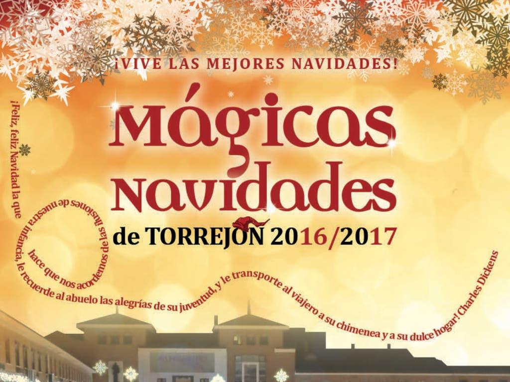 Todo lo que tienes que saber sobre las Mágicas Navidades de Torrejón 2016