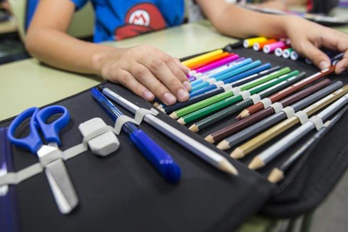 El calendario escolar del próximo curso en la Comunidad de Madrid