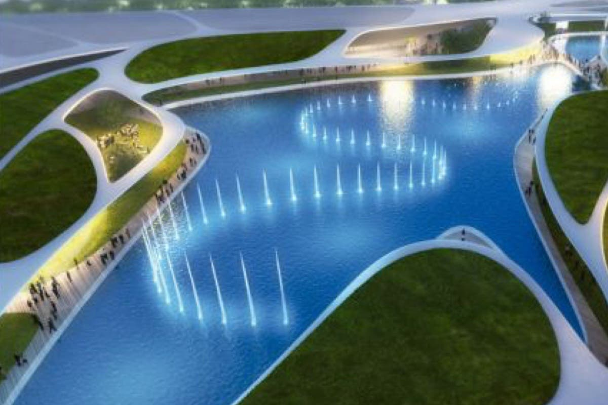 El Open Sky de Torrejón será como un parque de atracciones