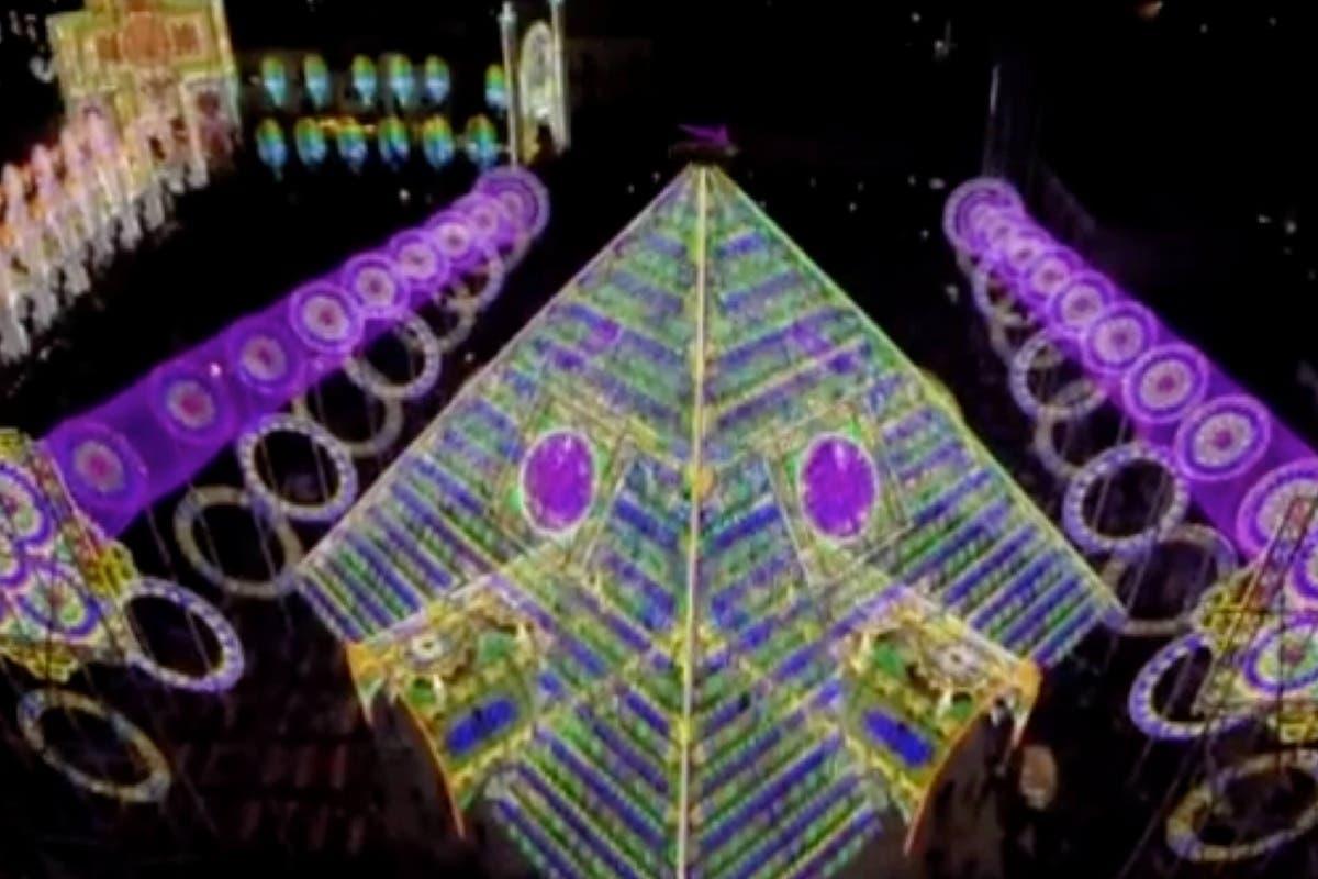 El nuevo centro comercial de Torrejón patrocinará la Pirámide Mágica