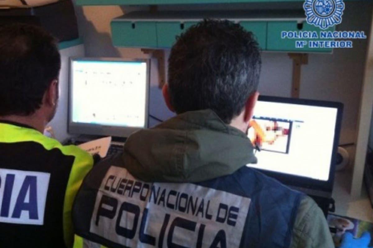 Macrooperación contra la pedofilia: 11 detenidos en Madrid