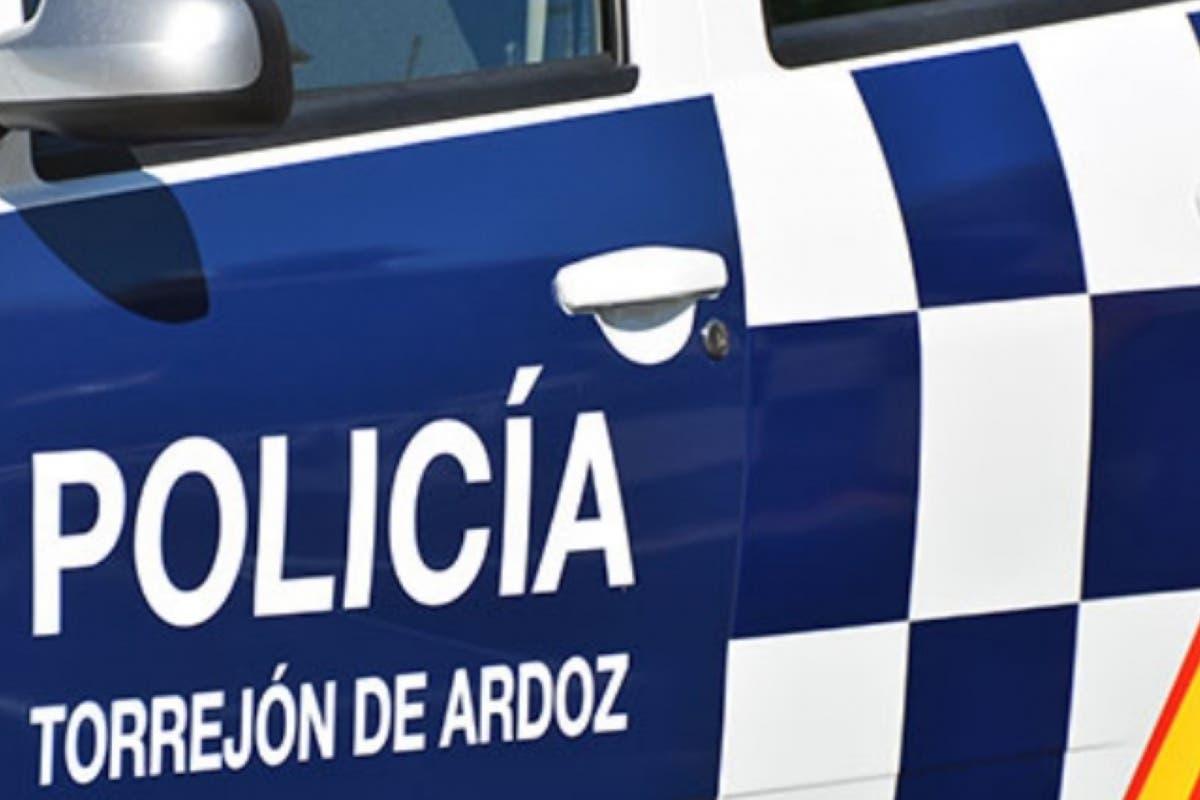 Detenidos en Torrejón por robar material de obra y palets