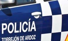 Persecución de película en Torrejón contra un camión robado