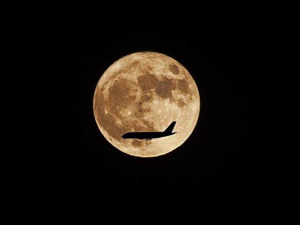 Así se vio la Superluna de 2016 en el Corredor del Henares