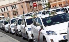 Huelga indefinida de taxistas en Madrid desde este lunes