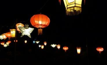 Miles de farolillos iluminarán Madrid Río el próximo 21 de diciembre