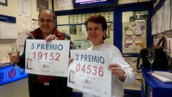 La Lotería de Navidad reparte premios en Alcalá, Torrejón, Guadalajara y Coslada