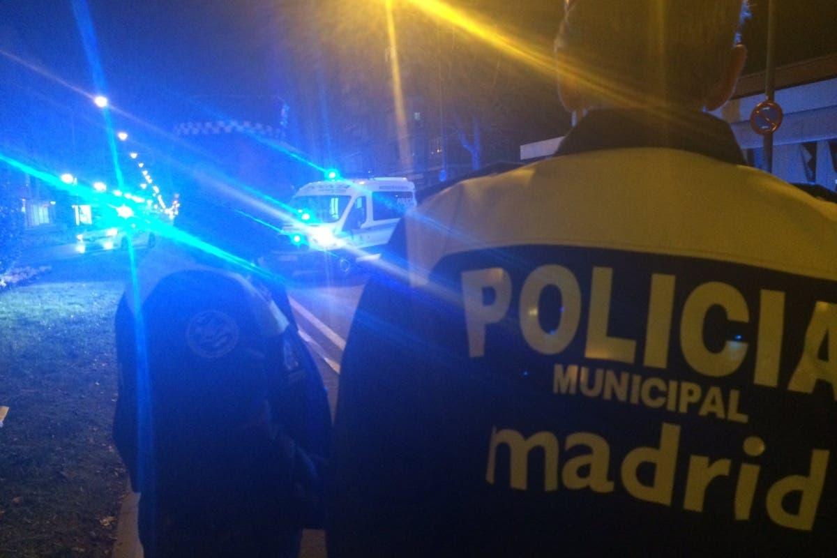 Muere atropellado en Madrid por un conductor detenido tras darse a la fuga