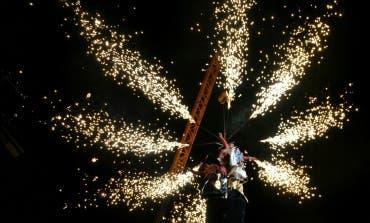 El espectáculo aéreo El Viaje de Clavileño regresa a Alcalá este viernes