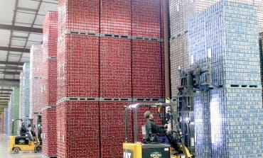 El mayor fabricante de latas del mundo se instala en Cabanillas del Campo