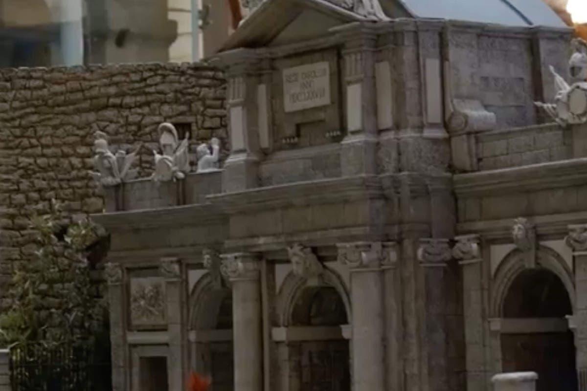 Así es este año el Belén de la Puerta del Sol que ya se puede visitar en Madrid