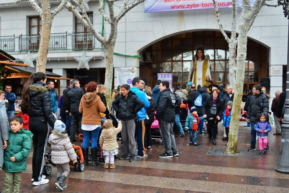 Gran recogida de chupetes el 26 de diciembre en Torrejón