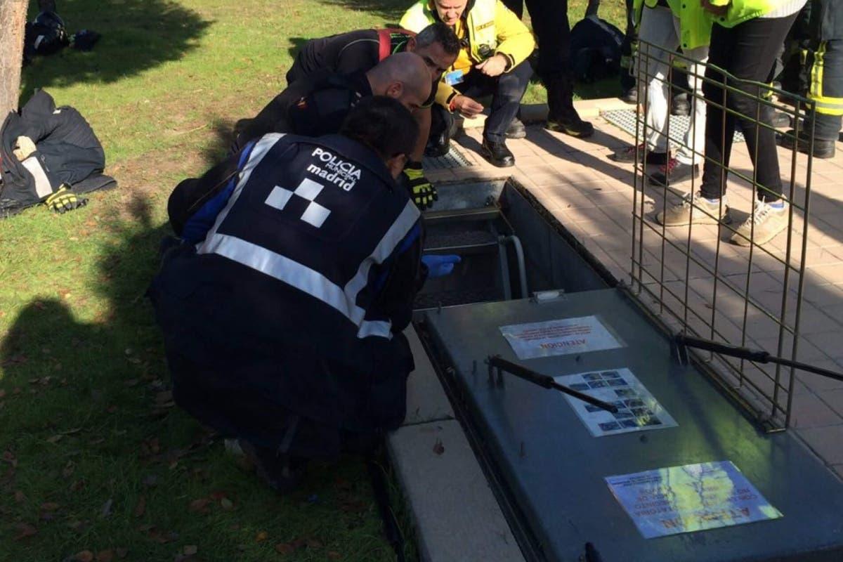 Fallece un trabajador en La Gavia por un golpe en la cabeza