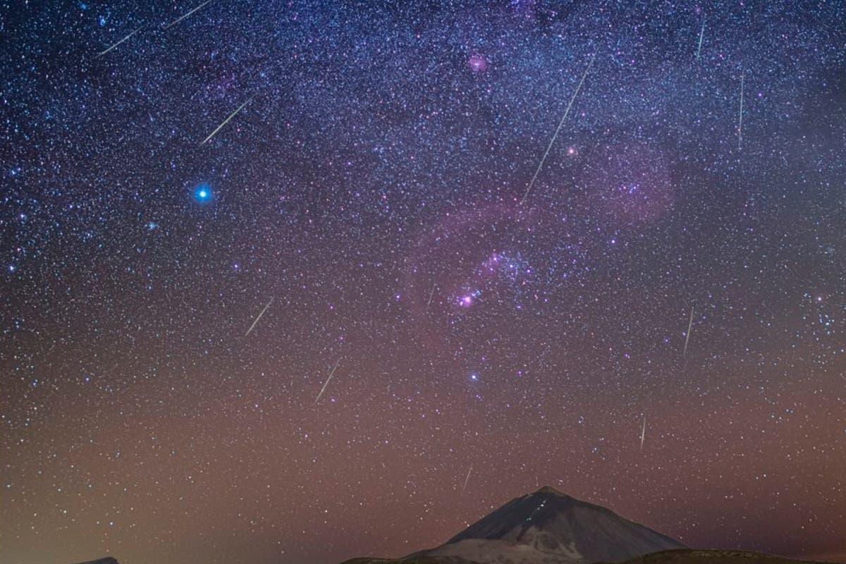 Llegan las Gemínidas, la última gran lluvia de estrellas del año