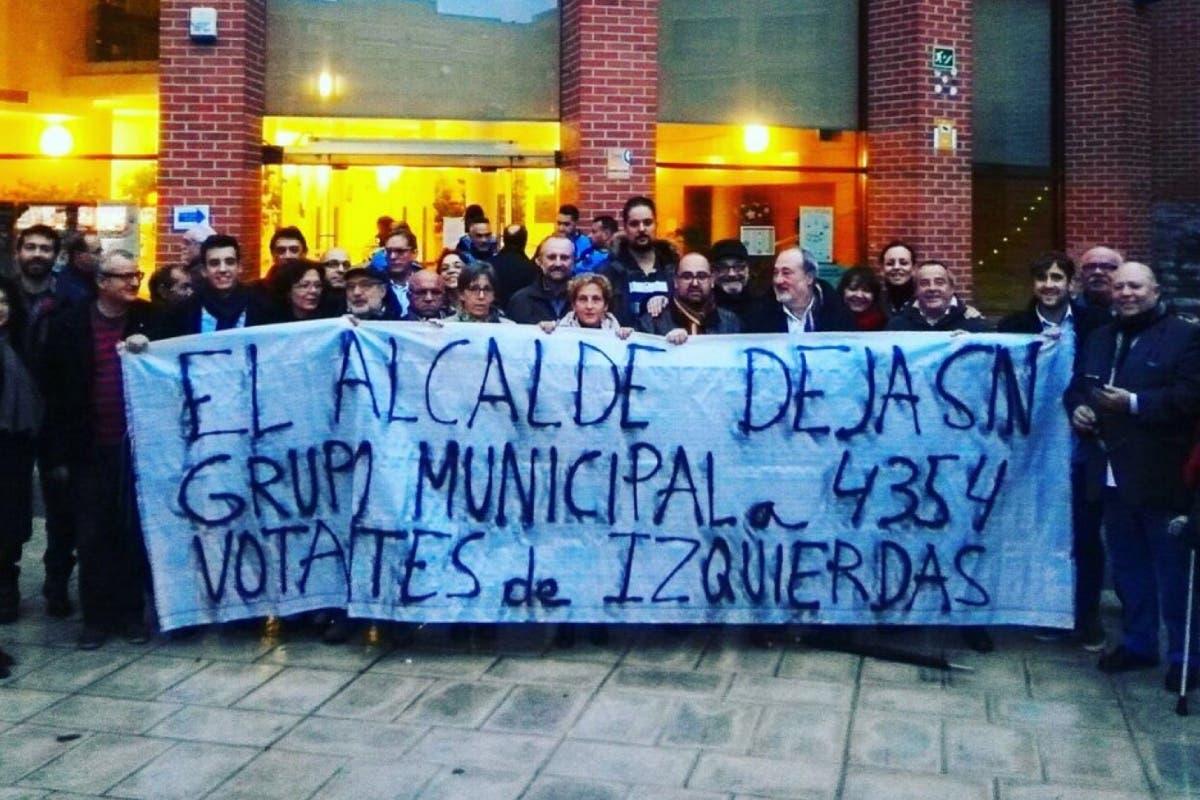 Incendio político en Coslada: Los concejales de IU-CM, expulsados
