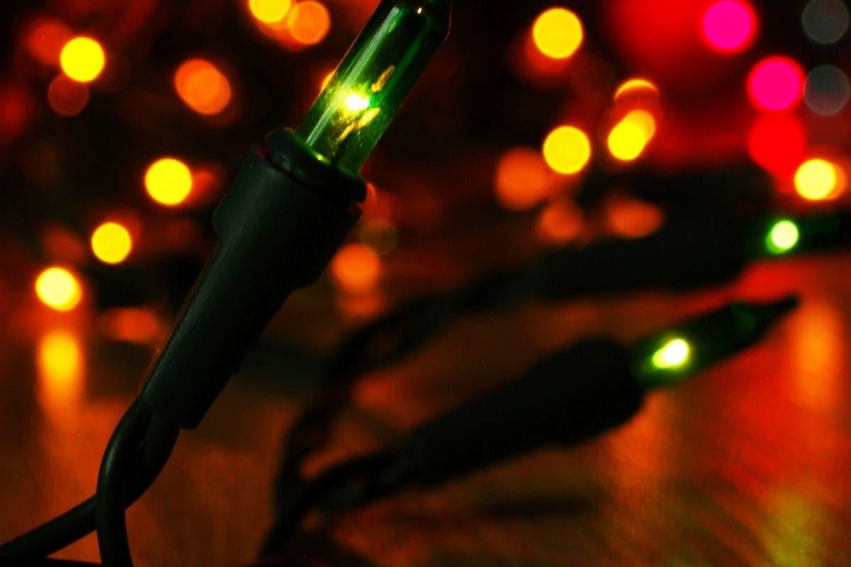 Coslada finalmente enciende este lunes las luces de Navidad