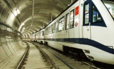 Nuevos problemas en la Línea 7B del Metro de Madrid