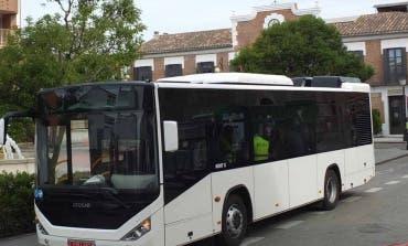 Paracuellos contará desde el lunes con dos nuevas líneas urbanas de autobuses