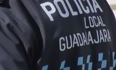 Detenido en Guadalajara un conductor ebrio y reincidente