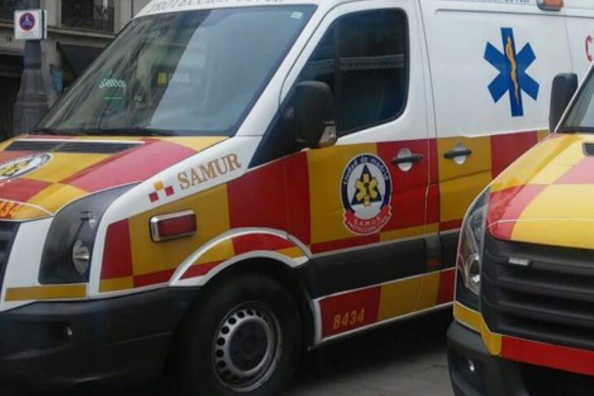 Muere una mujer de 50 años en el incendio de una vivienda en Madrid