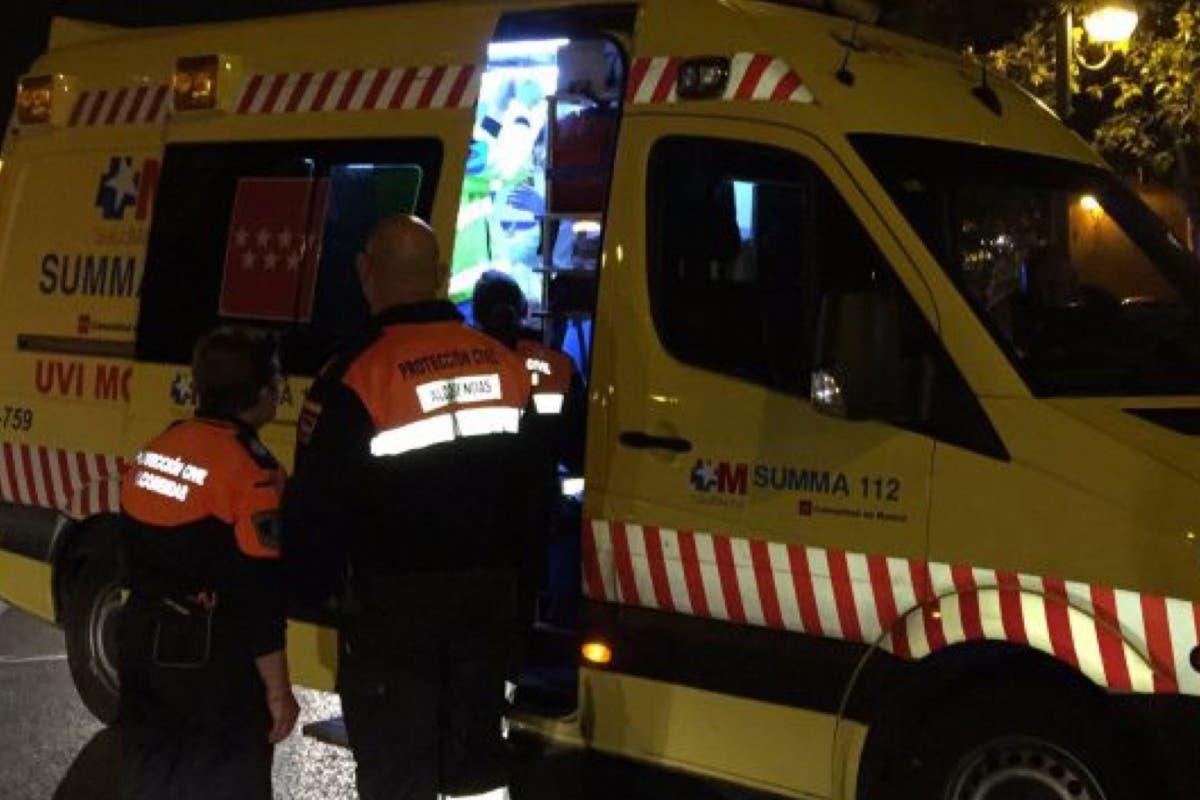 Tres personas graves por una intoxicación por monóxido de carbono en Las Rozas