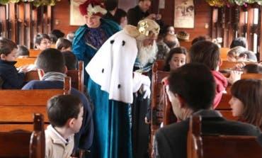 Vuelve el Tren de Navidad con sus Majestades los Reyes Magos de Oriente