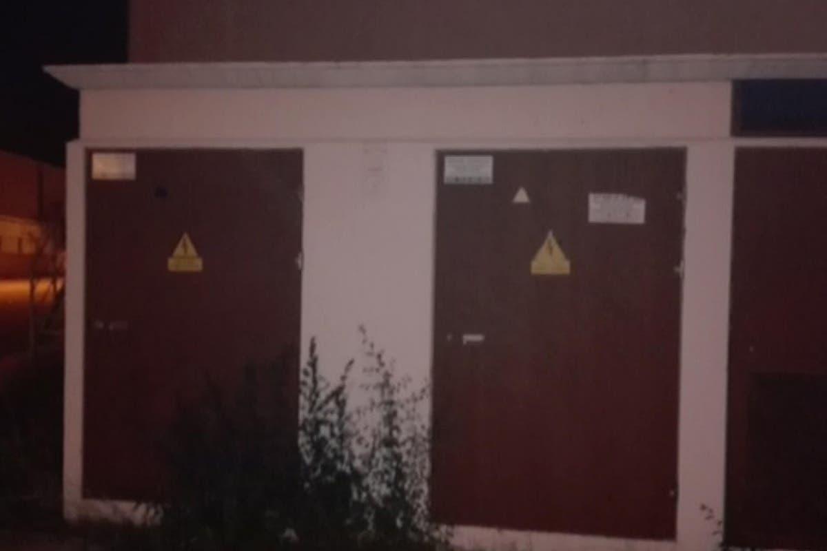 Tres detenidos en Velilla por intentar robar en una subestación eléctrica