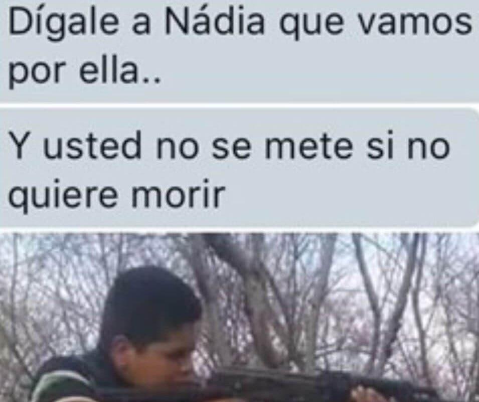 Recibe una extraña amenaza de muerte tras la desaparición de la joven de Vallecas