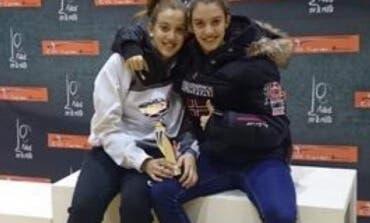Las hermanas Ventura, de San Fernando, clasificadas para los Juegos del Mediterráneo
