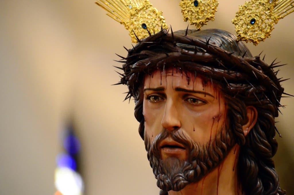 La imagen de Jesús Despojado de sus Vestiduras protagonizará el cartel de este año.