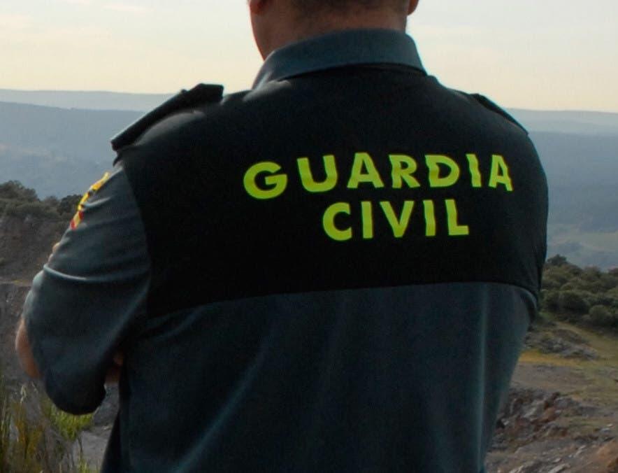Llama a la Guardia Civil alertando de un ladrón y acaba detenida