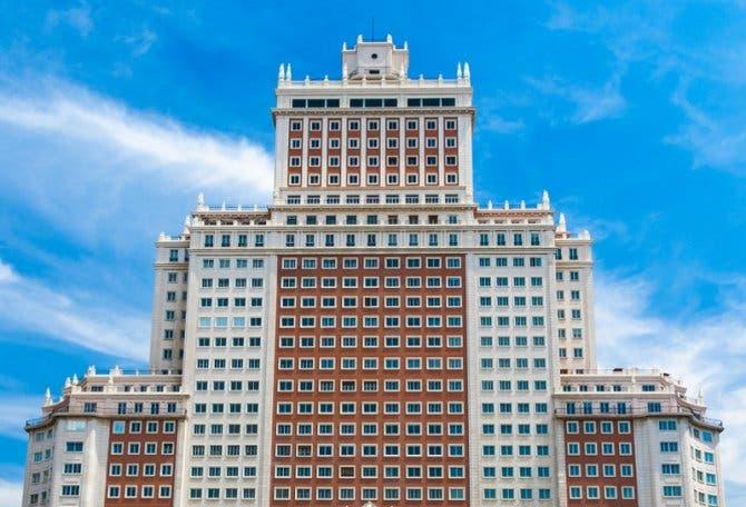 El Edificio España albergará un hotel de cuatro estrellas