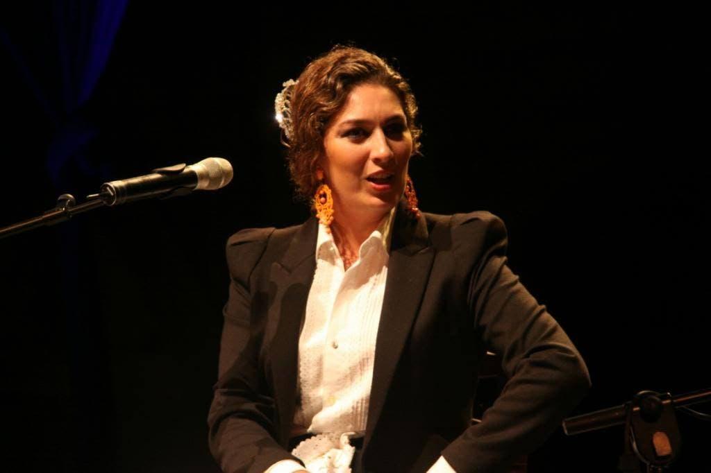 Estrella Morente suspende su concierto en Alcalá