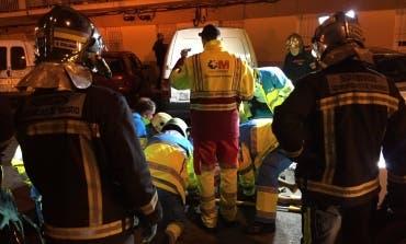 Muere la mujer atropellada en Getafe cuando iba a tirar la basura