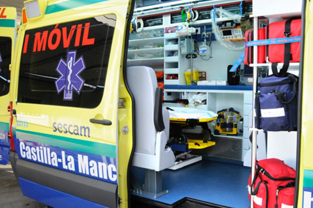 Herida grave tras ser atropellada cuando cruzaba un paso de cebra en Guadalajara