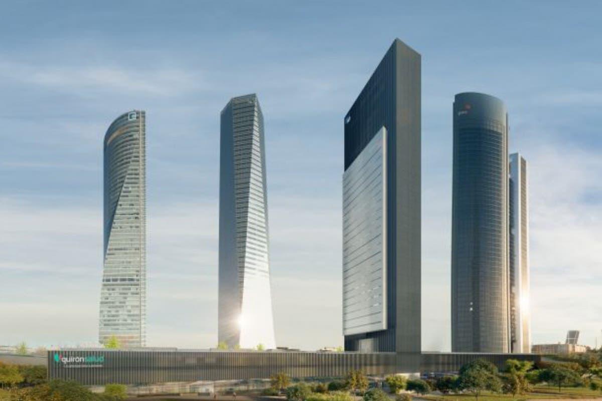 Madrid contará con un nuevo rascacielos en 2019