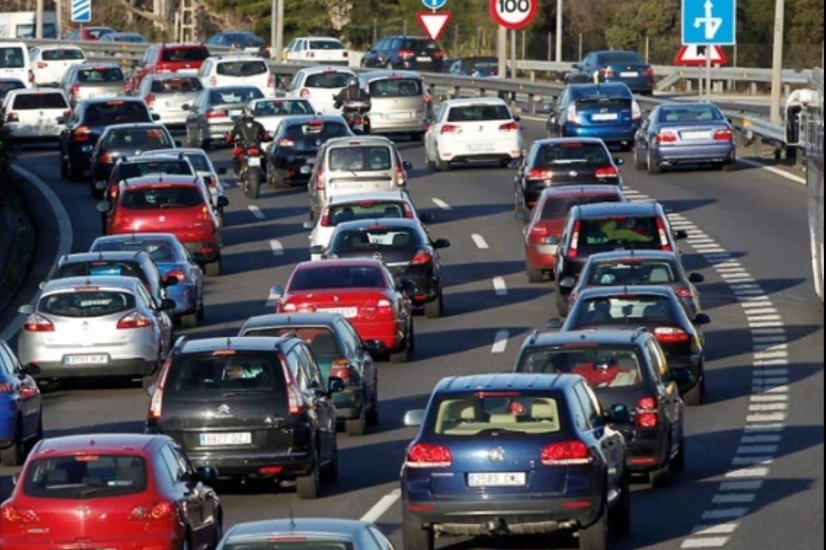 Los conductores madrileños, entre los que más partes presentan al seguro