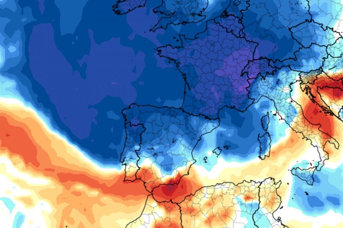 Llega a Madrid una ola de frío siberiano que congelará las noches