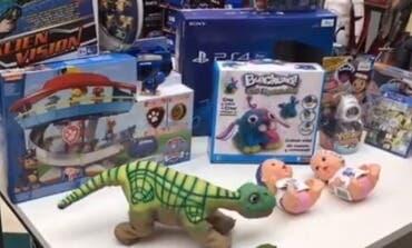 Los juguetes más vendidos estas Navidades
