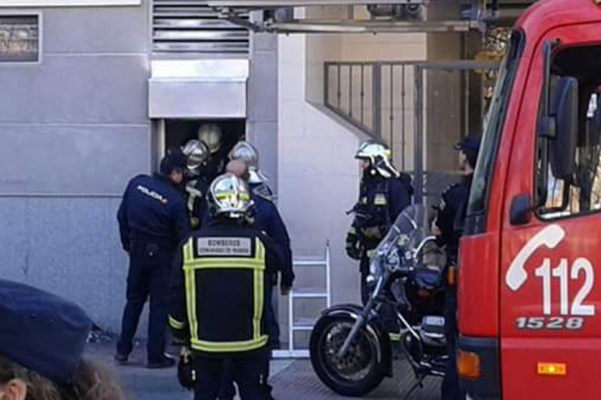Estupor y alarma en uno de los Juzgados de Torrejón por un incendio