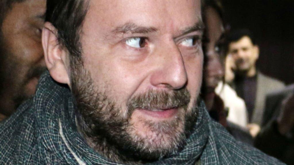 Juan Carlos, el cooperante de Cruz Roja liberado en Afganistán (EFE).